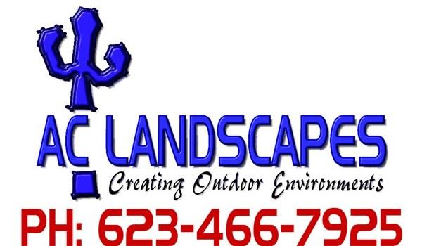 Business Sign Design-AC Landscapes-Project Site Sign