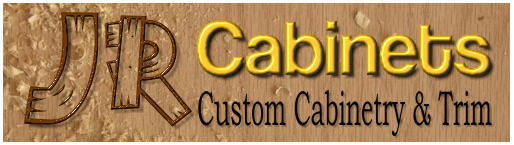Custom Logo Design-JR Cabinets-Main Logo