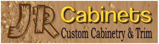 CustomLogo Design-JR Cabinets-Main Logo