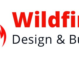 Custom Logo Design-Wildfire Design Build