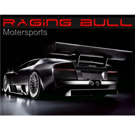 Custom Ad Design-Raging Bull Motorsports
