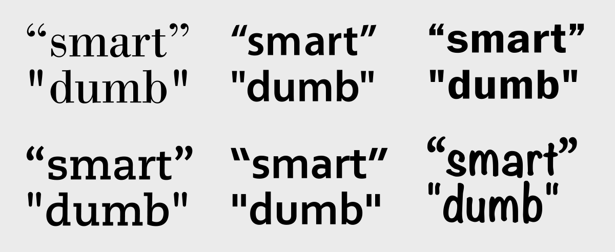 The Definitive Guide to Quotes, Apostrophes, and Primes