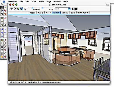 Dip into SketchUp for Easy 3D  CreativeProcom
