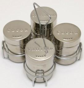 Metal Kitchen Caddie