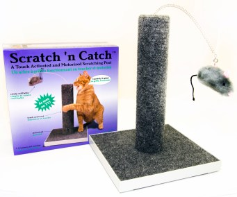Interactive Cat Toy