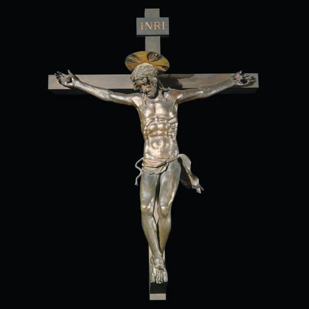 Donatello, Crocifisso, 1444-47, Padova, Basilica di Sant Antonio