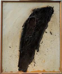 William Congdon, Crocifisso n° 91, 1974, Pavia, William Congdon Foundation
