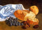 dalì, pane e uva, 1926, monserrat