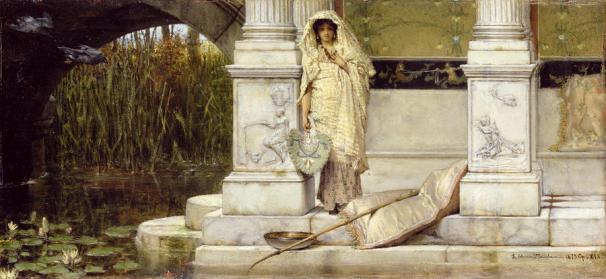 roman-fisher-girl-sir-lawrence-alma-tadema