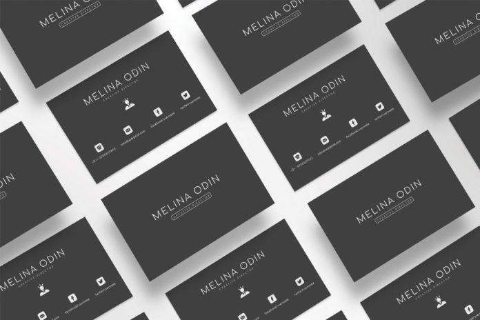 Free Creative Design Business Card Template