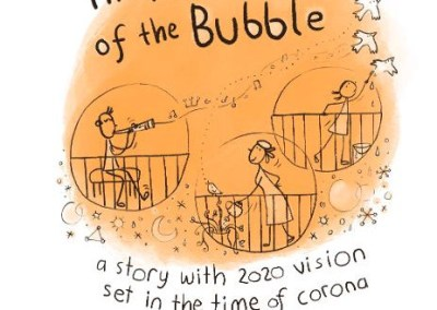 The Heart of the Bubble
