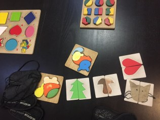 The game to recognise the objects.