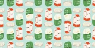 Milk Eggs Flour Pattern_905_905
