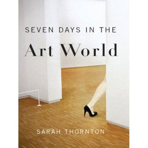 Book Cover Seven Days in the Art World