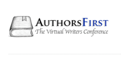 Authors First logo