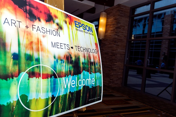 CAWEpson Beachwear Fashion Show_Welcome
