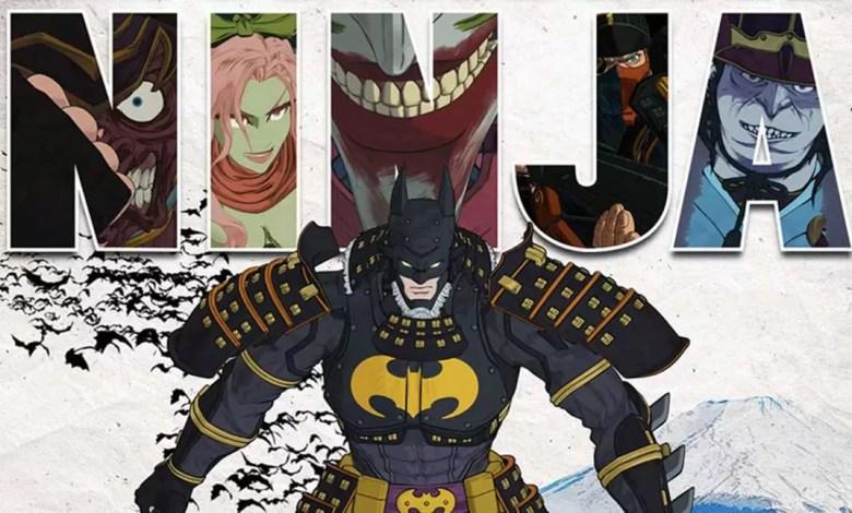 تريلر فيلم الإنمي Batman Ninja مع ظهور جديد لشخصية الجوكر مدرسة