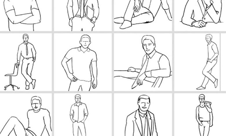 تعلم 21 وضعية لتصوير البورتريه يمكنك تطبيقها عند تصوير الرجال