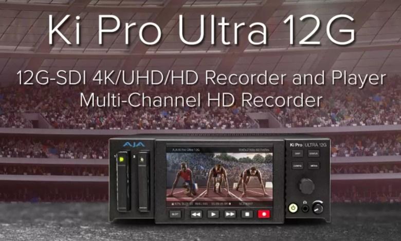 _AJA Ki Pro Ultra 12G