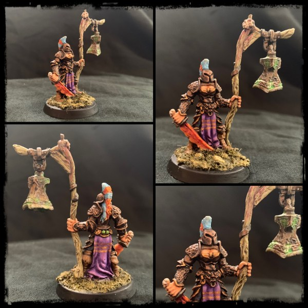 28mm metal miniature