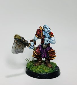 tabletop gaming , miniature painting