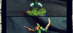 28mm chaos champion