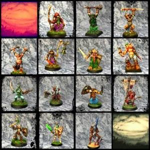 The Chaos Warband