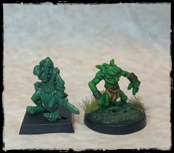 Chaos Goblins 2 pack