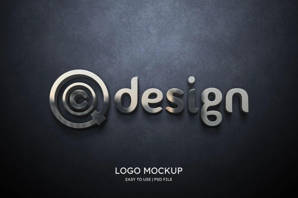 3D-Wall-Logo-Mockup-Free-Download-creatives-design