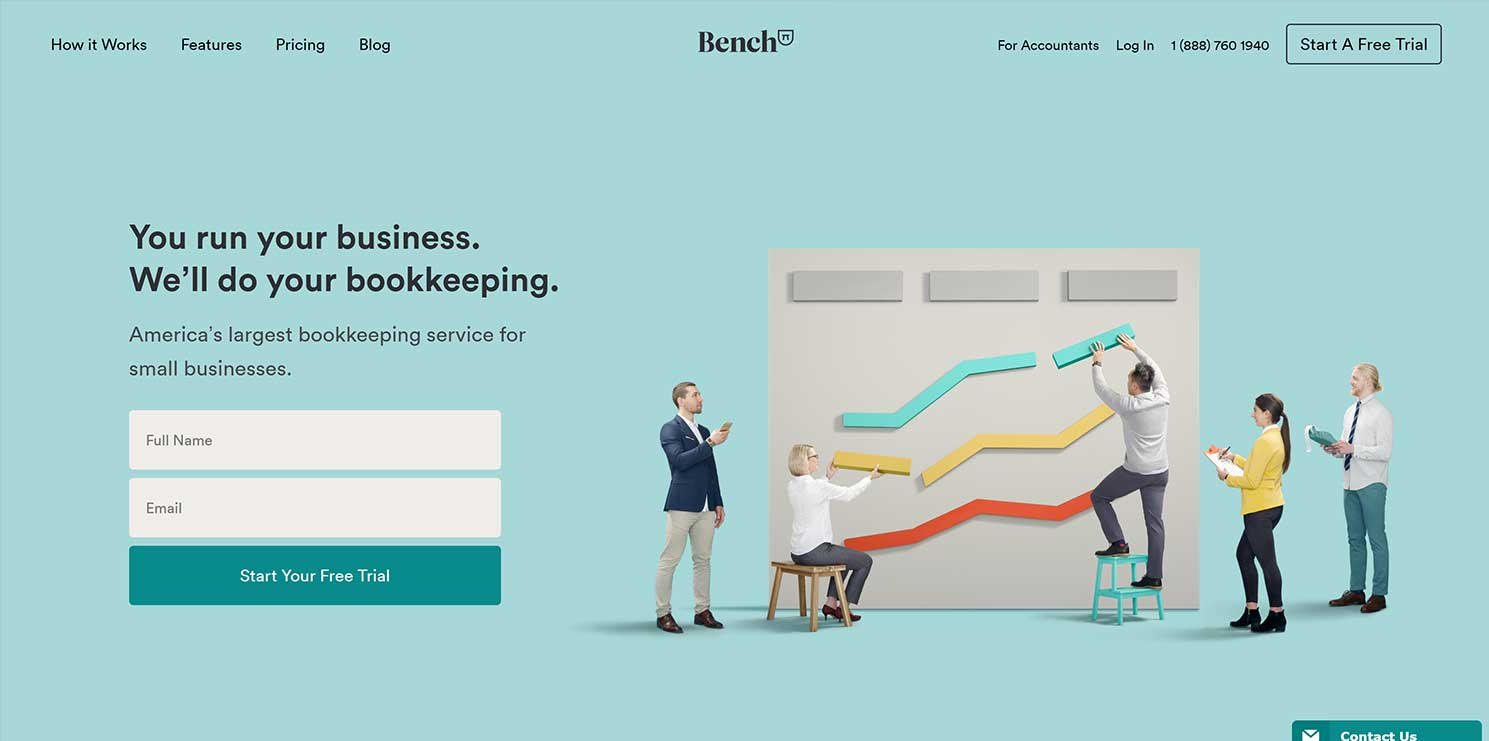 The 17 Best Software as a Services (SaaS) Web Designs of 2018