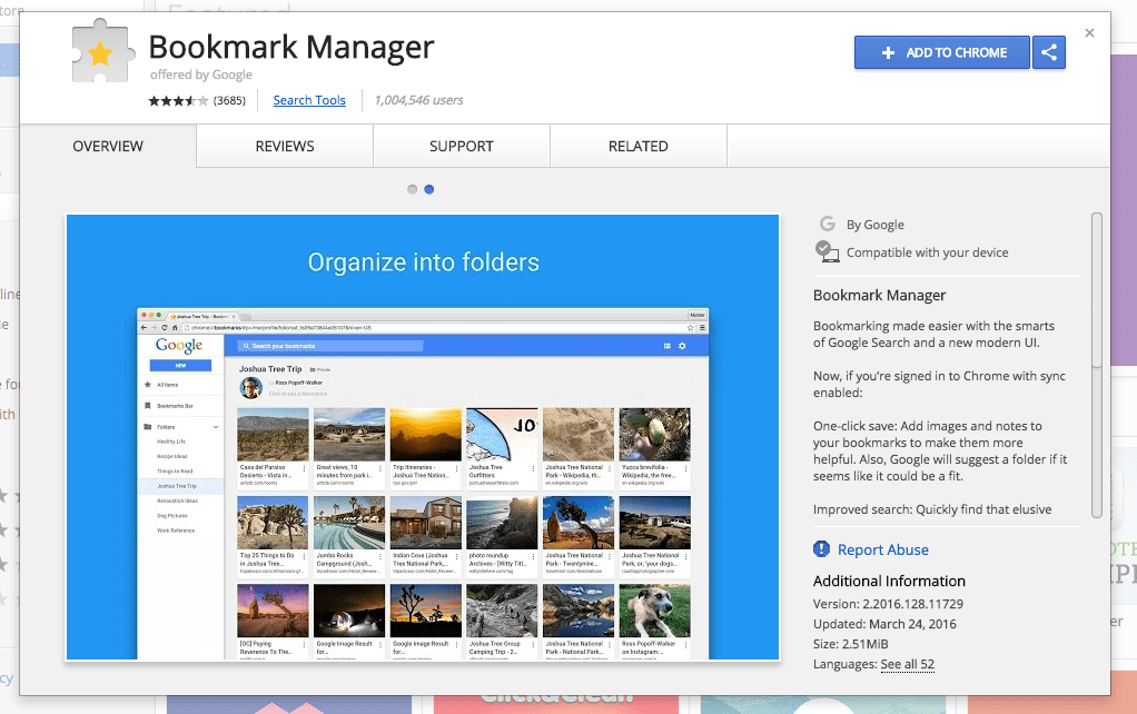 The 15 Best Chrome Bookmark Managers | CreativesFeed