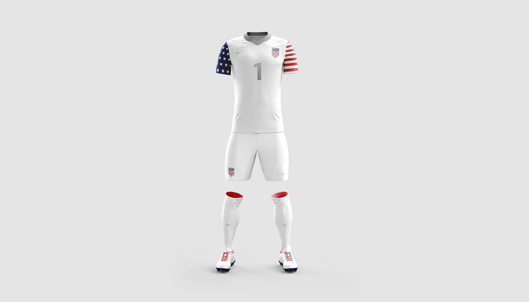 watch a1369 4a645 Concept Nike US Soccer Jersey Designs | USMNT Jersey Concepts