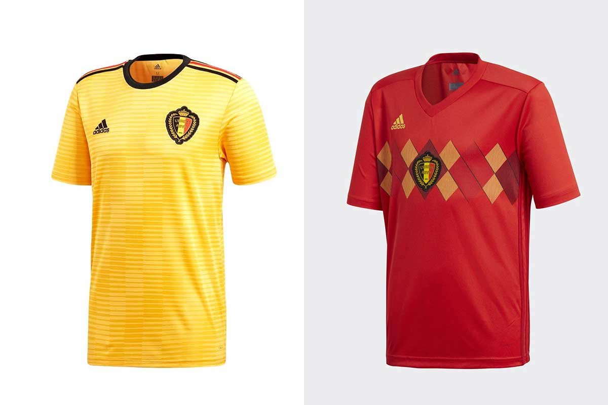 429bc2f4da7 Ranking 2018 s Best World Cup Jerseys for all 32 Teams - CreativesFeed