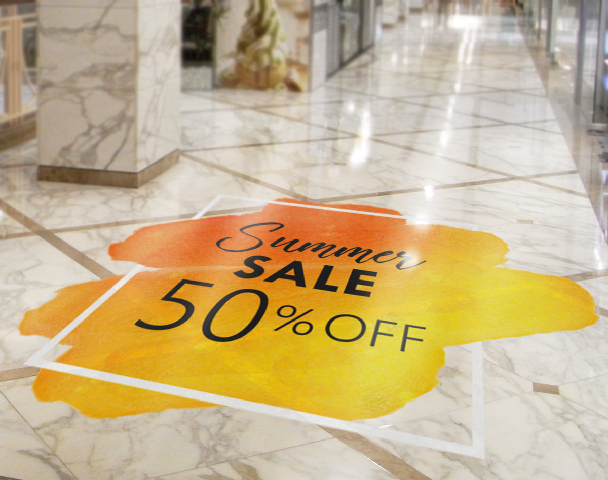 Floor Decal Sticker  Wall Decals  Wall Graphics Toronto