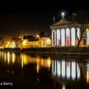 Cork City at Night