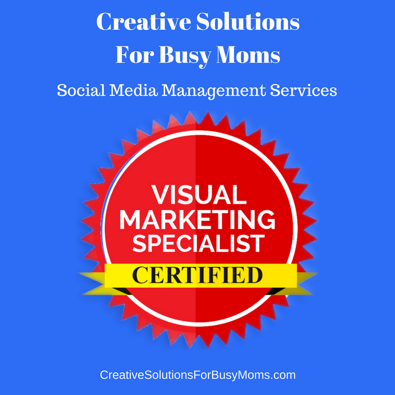 visual marketing specialist certified