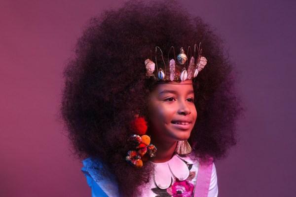 Natural Afro Hair Art