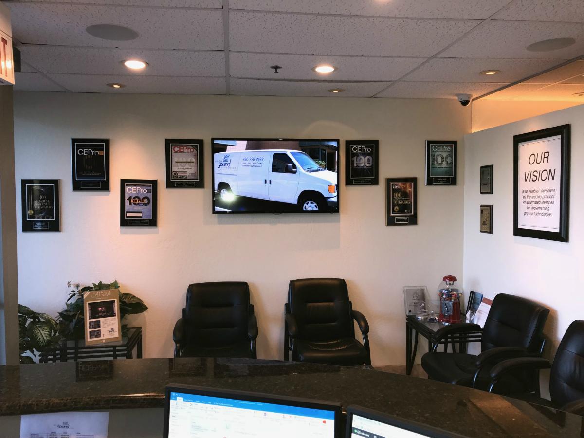 Audio Visual Services for PhoenixArea Businesses
