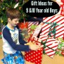 Gift Ideas For 9 10 Year Old Boys