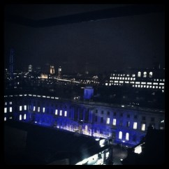 Somerset House by Night