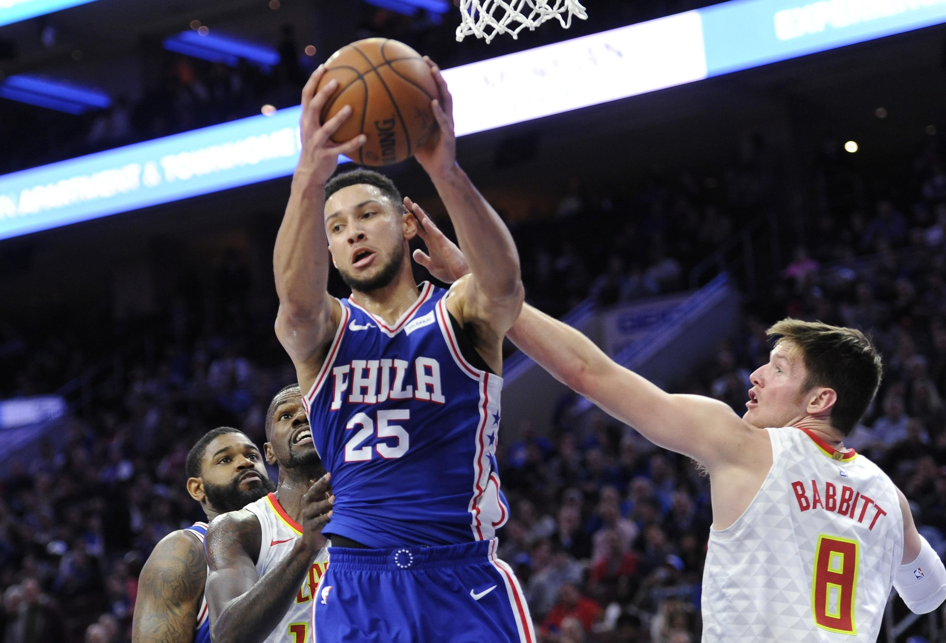 516fe5494739 Thoughts on the Philadelphia 76ers