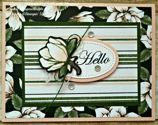 Magnolia Lane Designer Series Paper