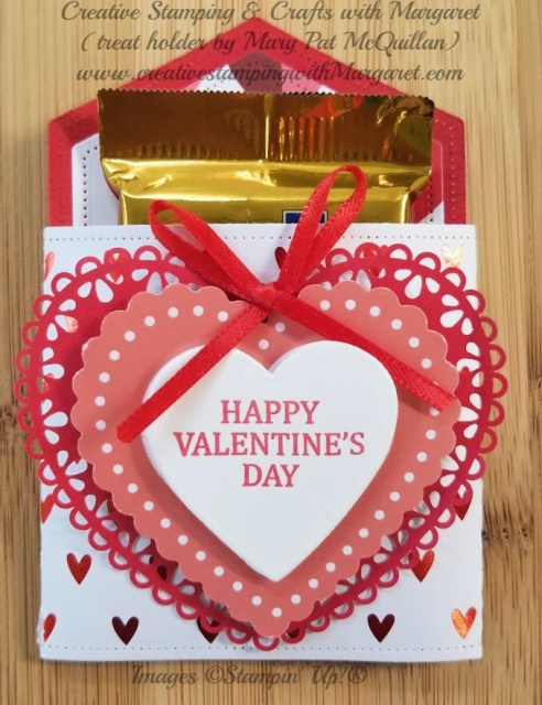 Valentine Treat Holder