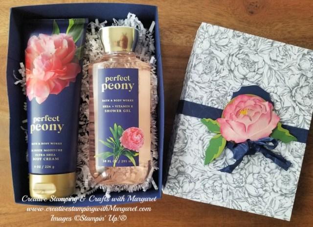 Peony Garden Gift Box