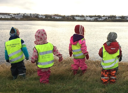 Should Children Wear High Visibility Vests? | Creative STAR