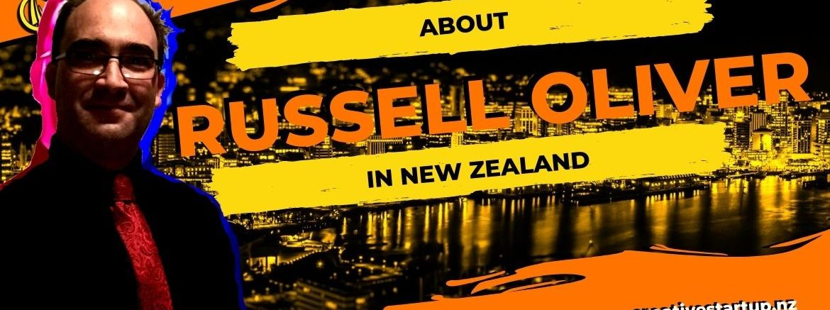 Russell Oliver in New Zealand