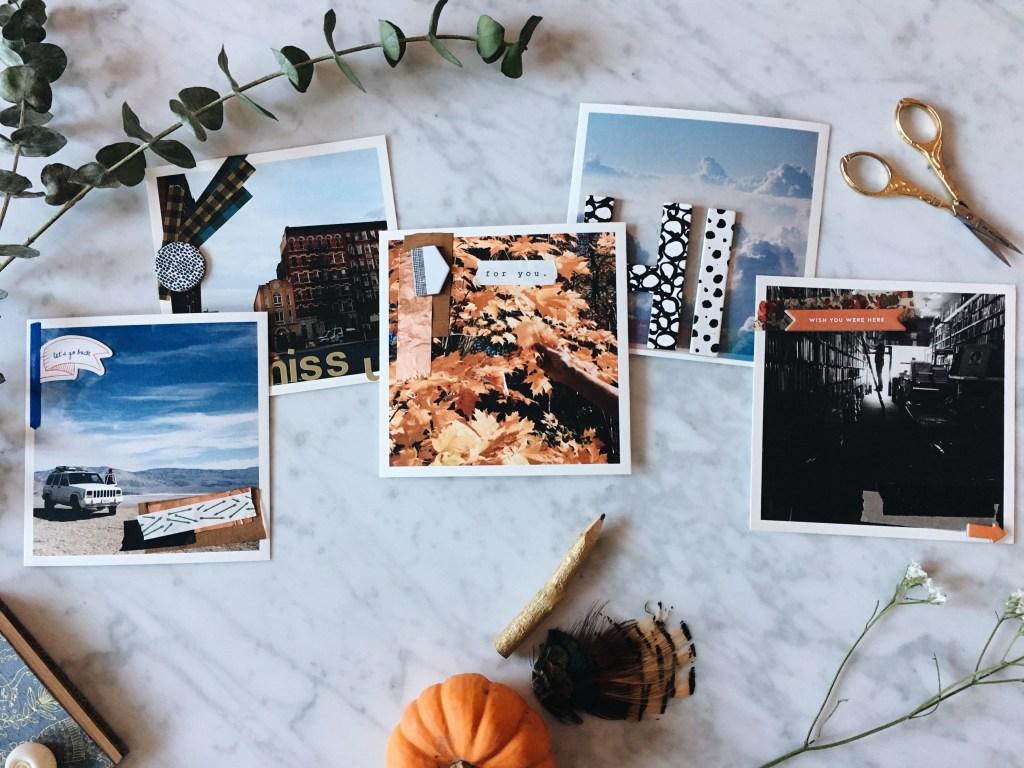 crafting gratitude thanksgiving card diy