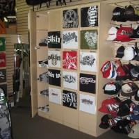 T-Shirt Wall Cabinet | Shirt Display Wall Fixture ...