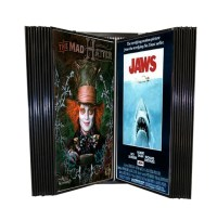 Wall Poster Display | Wall Mount Movie Poster Rack | Flip ...