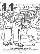 Creative Streams . Bible Coloring Pages for Kids